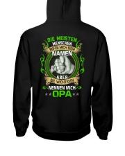 H-NAMEN OPA Hooded Sweatshirt back