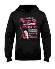 Camisetas sublimadas mujer clásica nacida en Mayo Hooded Sweatshirt thumbnail
