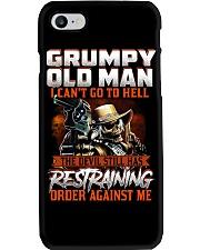 H-GRUMPY OLD MAN Phone Case thumbnail