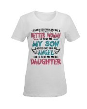 Special Edition for Mom Ladies T-Shirt women-premium-crewneck-shirt-front