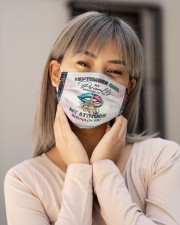 SEPTEMBER GIRL LHA Cloth face mask aos-face-mask-lifestyle-17