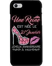 21 Janvier Phone Case thumbnail