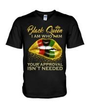 SPECIAL EDITION- D V-Neck T-Shirt thumbnail