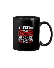MARCH LEGEND Mug thumbnail