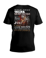 H-JULY MAN  V-Neck T-Shirt thumbnail
