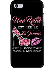 22 Janvier Phone Case tile