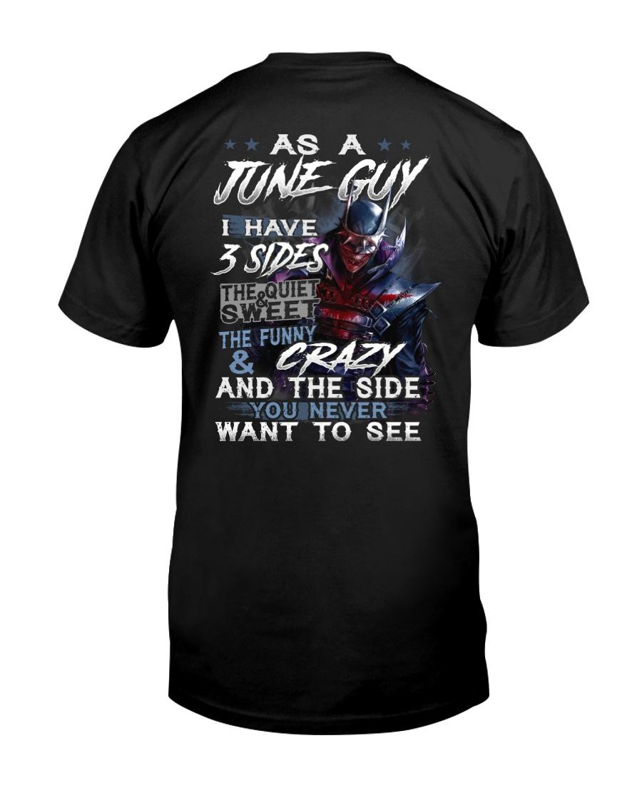 H- JUNE GUY Classic T-Shirt