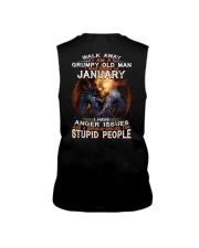 JANUARY MAN  Sleeveless Tee thumbnail