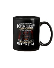 December 12th Mug thumbnail