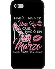 REINA DE MARZO Phone Case thumbnail