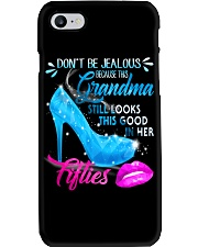 H-GRANDMA FIFTIES Phone Case tile