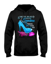 H-GRANDMA FIFTIES Hooded Sweatshirt tile