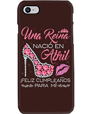 H-UNA REINA ABRIL Phone Case thumbnail