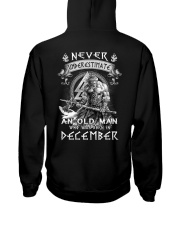 H-DECEMBER MAN  Hooded Sweatshirt thumbnail