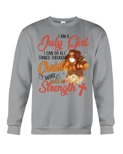 JULY GIRL - L Crewneck Sweatshirt thumbnail