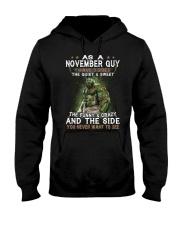 NOVEMBER GUY Hooded Sweatshirt thumbnail
