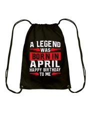 April legend- Drawstring Bag thumbnail