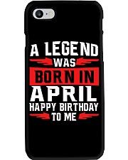 April legend- Phone Case thumbnail