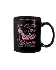FEBRUARY QUEEN Mug thumbnail