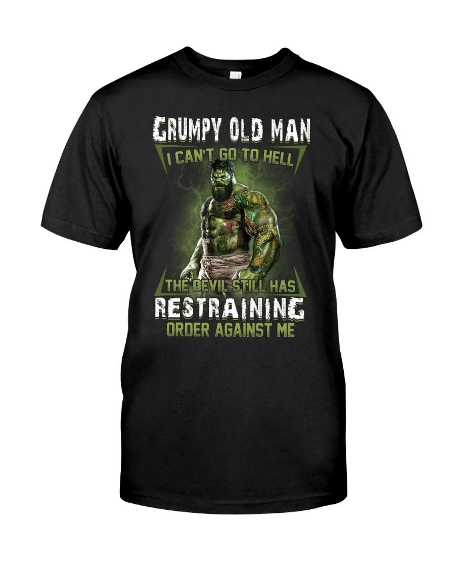 H-Huk Green Giant Classic T-Shirt