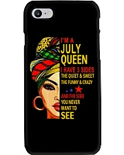 H-JULY QUEEN Phone Case thumbnail