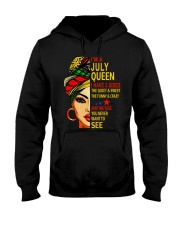 H-JULY QUEEN Hooded Sweatshirt thumbnail