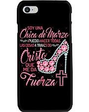 CHICA DE MARZO Phone Case thumbnail