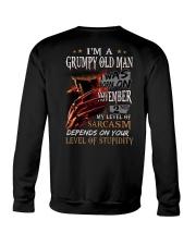 GRUMPY OLD MAN 2 Crewneck Sweatshirt thumbnail