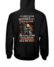 November 6th Hooded Sweatshirt thumbnail