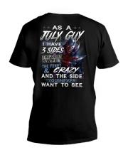 H - JULY GUY V-Neck T-Shirt thumbnail