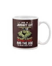 JANUARY GUY - L Mug thumbnail