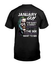 JANUARY GUY Classic T-Shirt thumbnail