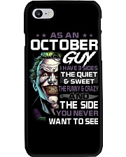 OCTOBER GUY Phone Case thumbnail