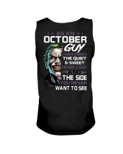 OCTOBER GUY Unisex Tank tile