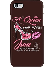 H-JUNE QUEEN Phone Case thumbnail