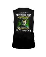 Birthday shirt design for November boys men Sleeveless Tee thumbnail