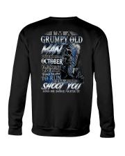 H-OCTOBER MAN Crewneck Sweatshirt thumbnail