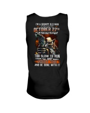 October 27th Unisex Tank thumbnail