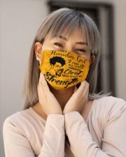 NOVEMBER GIRL Cloth face mask aos-face-mask-lifestyle-17