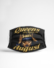 AUGUST QUEENS Cloth face mask aos-face-mask-lifestyle-22