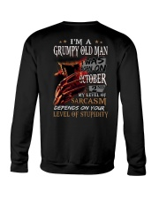 Grumpy Old Man Crewneck Sweatshirt thumbnail