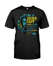 JUNE GUY - L Classic T-Shirt front
