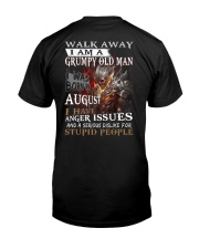 H-AUGUST MAN  Classic T-Shirt back