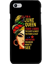 JUNE QUEEN Phone Case thumbnail
