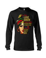 JUNE QUEEN Long Sleeve Tee thumbnail