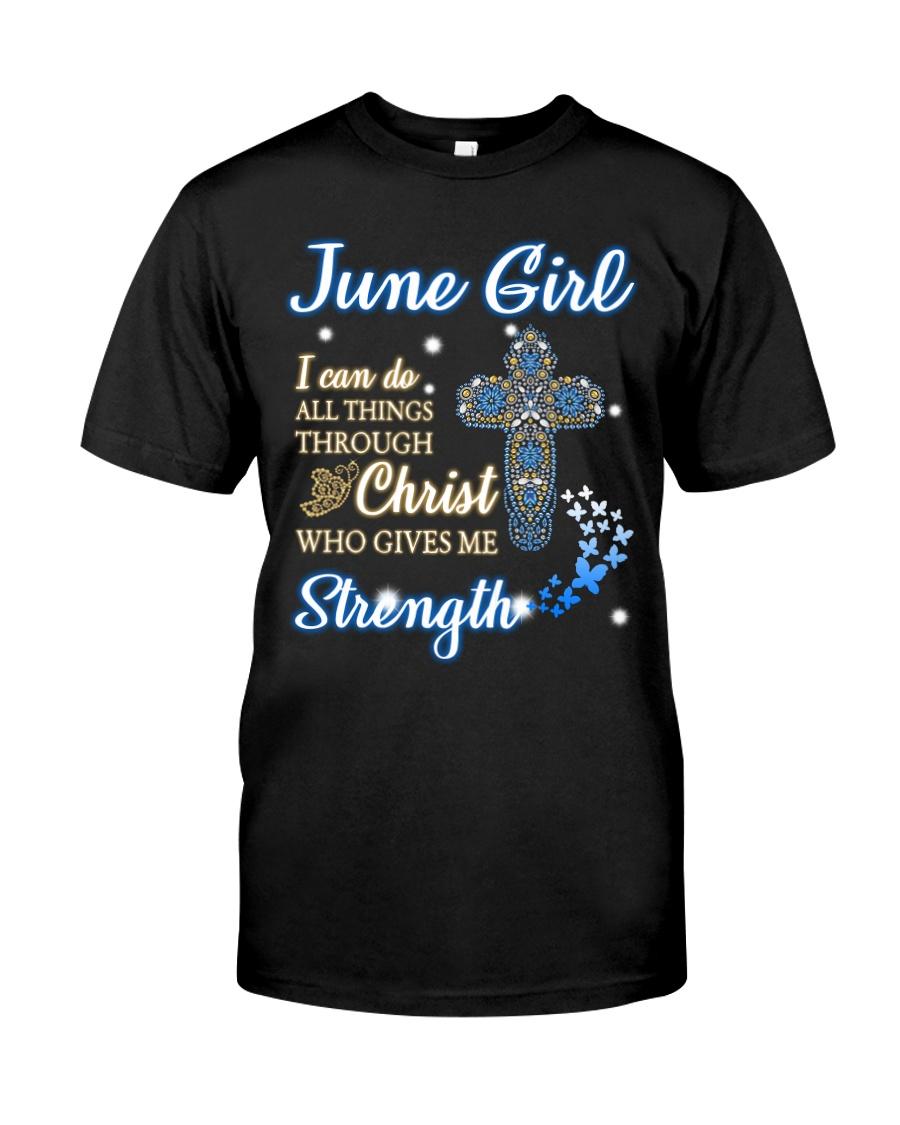 H-June Girl Classic T-Shirt