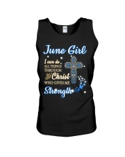 H-June Girl Unisex Tank thumbnail