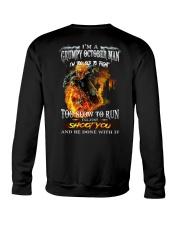 OCTOBER MAN LHA Crewneck Sweatshirt thumbnail