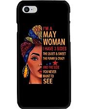MAY WOMAN  - L Phone Case thumbnail