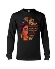MAY WOMAN  - L Long Sleeve Tee thumbnail
